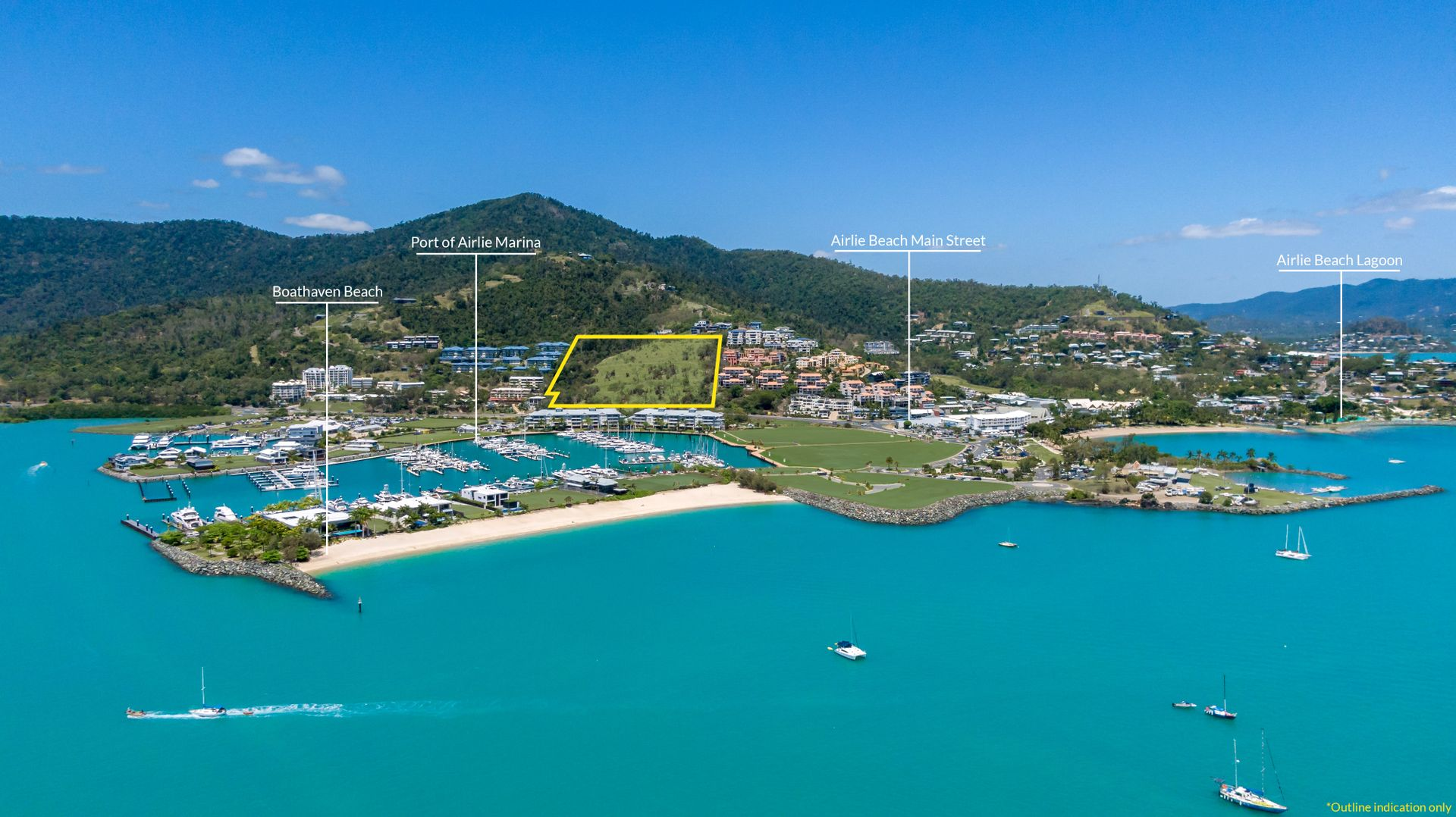 422 Shute Harbour Road, Airlie Beach QLD 4802, Image 0