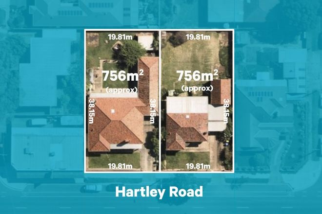 Picture of 44 Hartley Road, FLINDERS PARK SA 5025