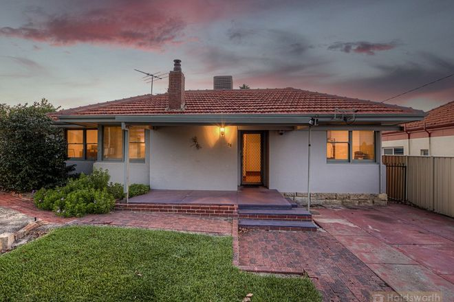 Picture of 35 Clarence Street, TUART HILL WA 6060