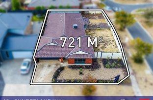 Picture of 19 Sunderland Way, Melton West VIC 3337