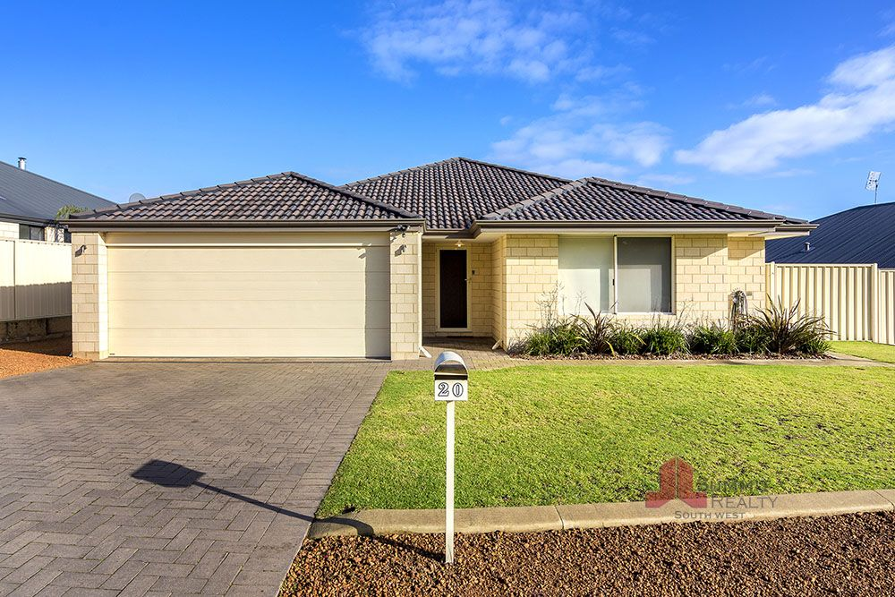 20 Jacaranda Loop, Collie WA 6225, Image 0