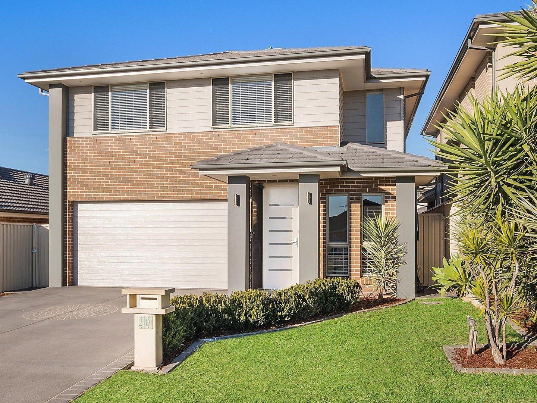 20 Fyfe Road, Kellyville Ridge NSW 2155, Image 0
