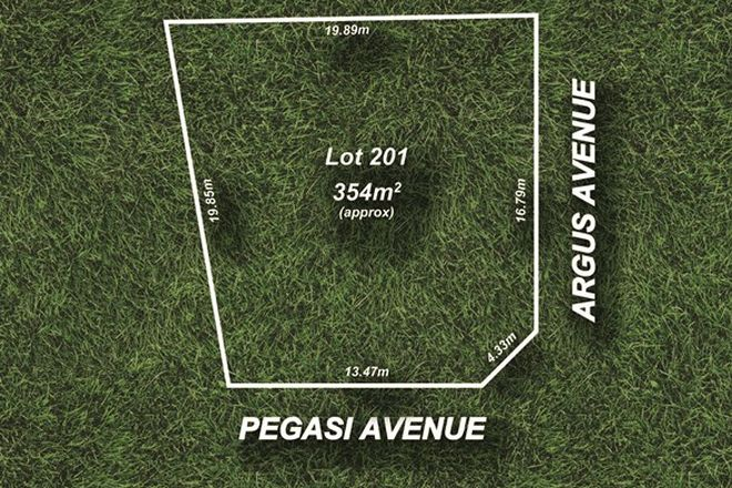 Picture of Lot 201/65 Pegasi Avenue, HOPE VALLEY SA 5090