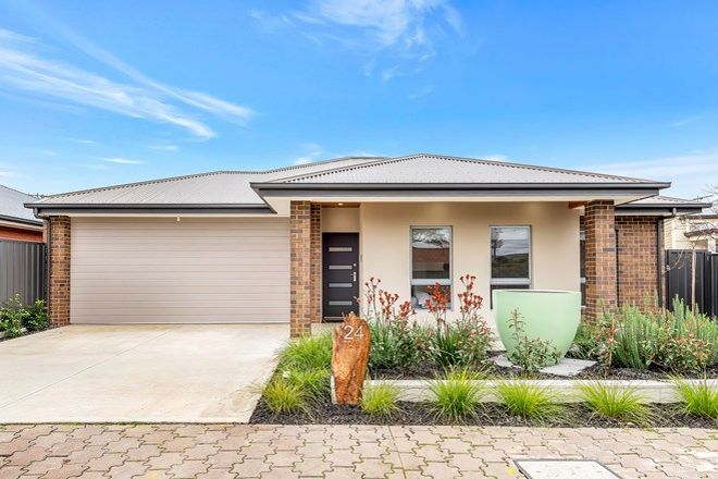 Picture of 24 Oxford Street, HILLCREST SA 5086