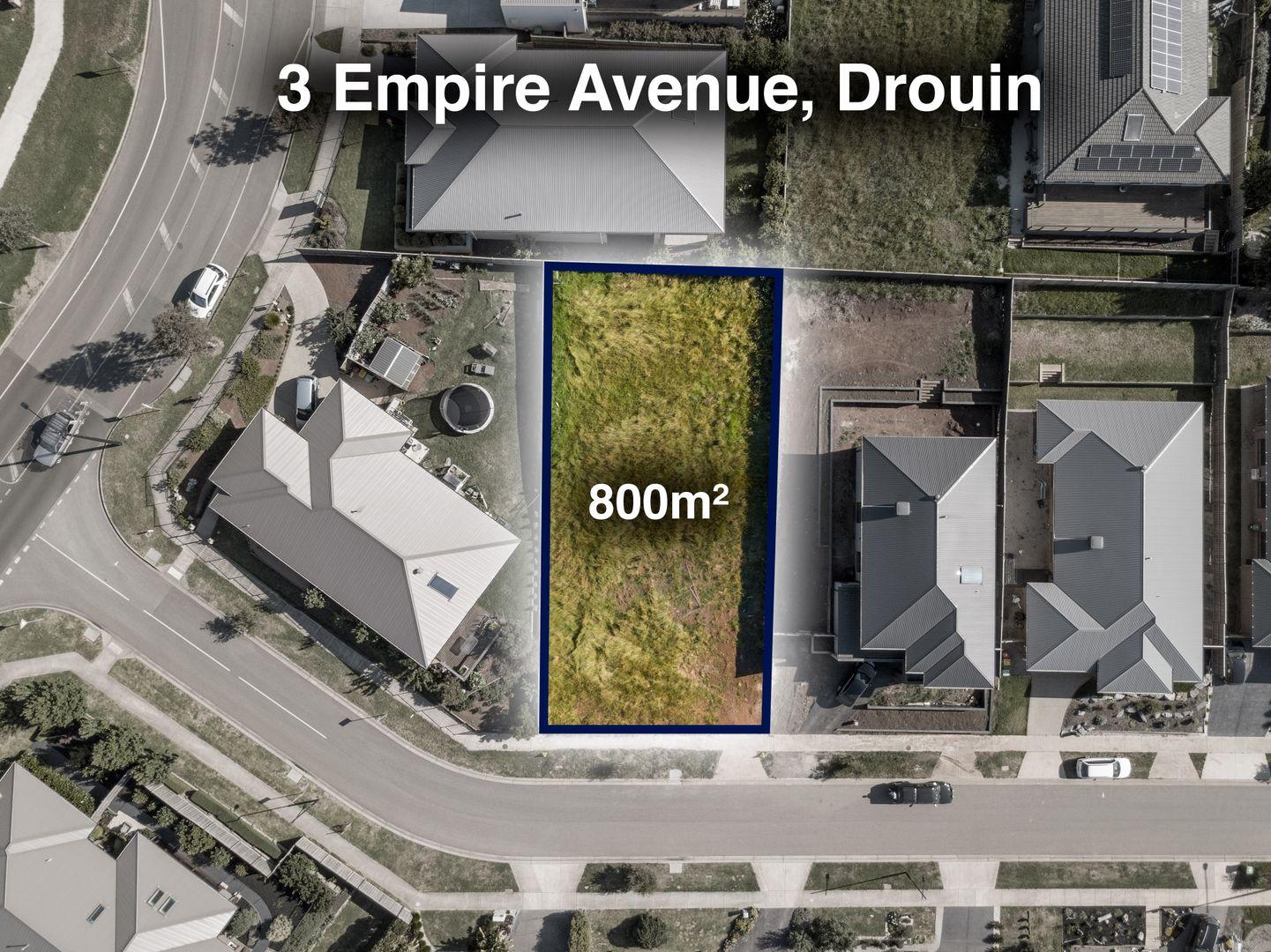 3 Empire Avenue, Drouin VIC 3818, Image 0