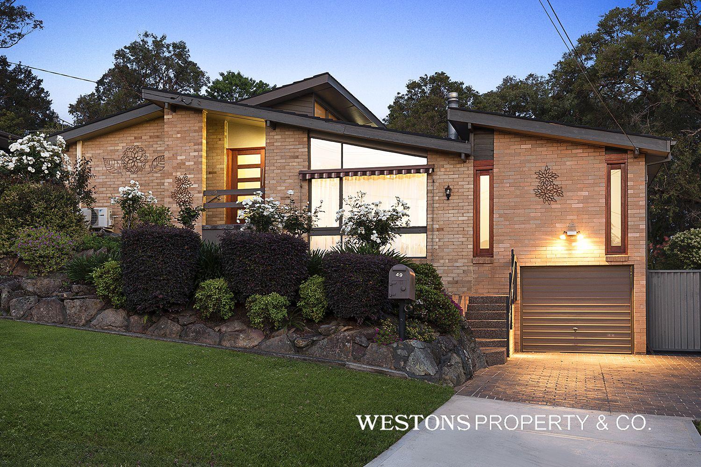 49 Reilleys  Road, Winston Hills NSW 2153, Image 0