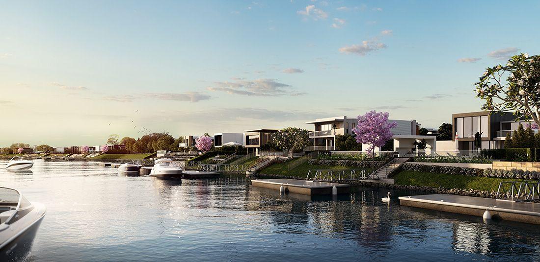 Lot 58 Lake Serenity Boulevard, Helensvale QLD 4212, Image 0
