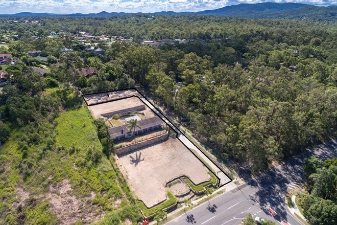 Picture of 200 Kangaroo Gully Road, BELLBOWRIE QLD 4070