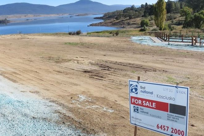 Picture of Lot 20 Old Kosciuszko Road, EAST JINDABYNE NSW 2627