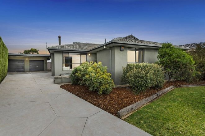 Picture of 6 Strathire Gardens, HAMLYN HEIGHTS VIC 3215