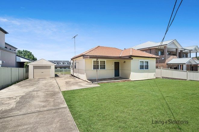Picture of 28A Chelmsford Road, SOUTH WENTWORTHVILLE NSW 2145
