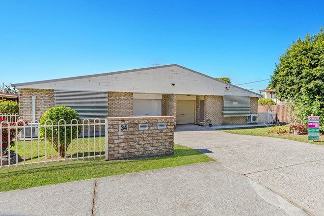 Picture of 2/34 Park Road, DECEPTION BAY QLD 4508