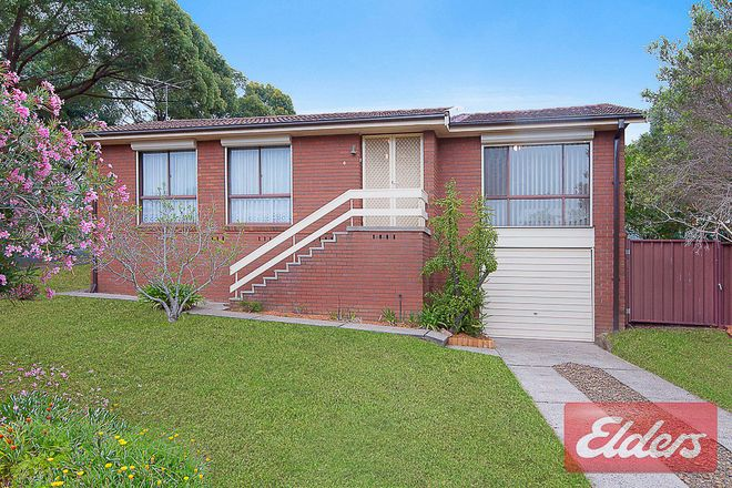 6 Faulkland Crescent, KINGS PARK NSW 2148