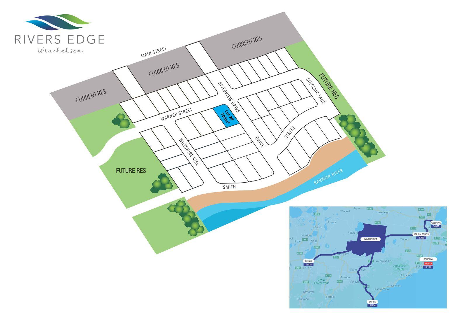 Lot 29 Davidson  Street, Winchelsea South VIC 3241, Image 0