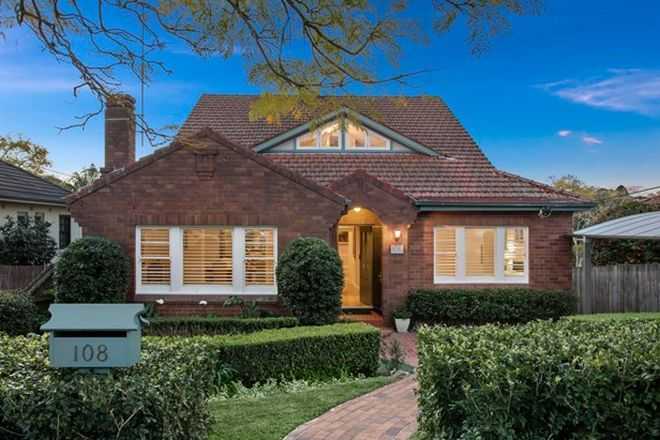 Picture of 108 Roseville Avenue, ROSEVILLE NSW 2069