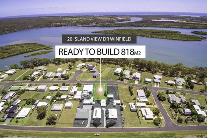 Picture of 20 Island View Drive, WINFIELD QLD 4670