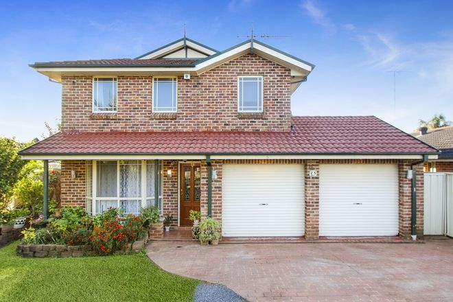 Picture of 25 Lismore Street, HOXTON PARK NSW 2171