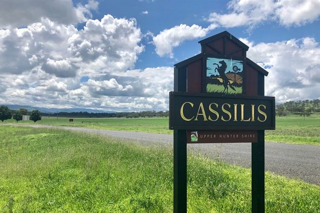 Picture of 37 Ancrum Street, CASSILIS NSW 2329