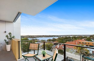 Picture of 407/42A Formosa Street, Drummoyne NSW 2047