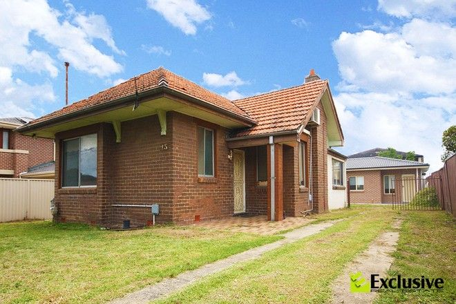 Picture of 15 Gallipoli Street, LIDCOMBE NSW 2141