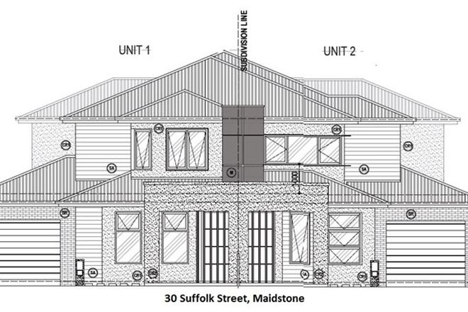 Picture of 30 Suffolk, MAIDSTONE VIC 3012
