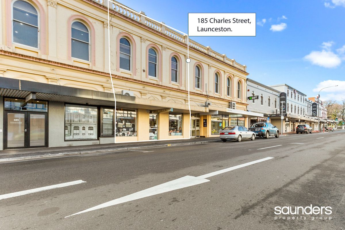 185-185A Charles Street, Launceston TAS 7250, Image 0