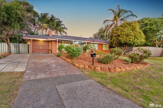 Picture of 79 Connell Avenue, KELMSCOTT WA 6111