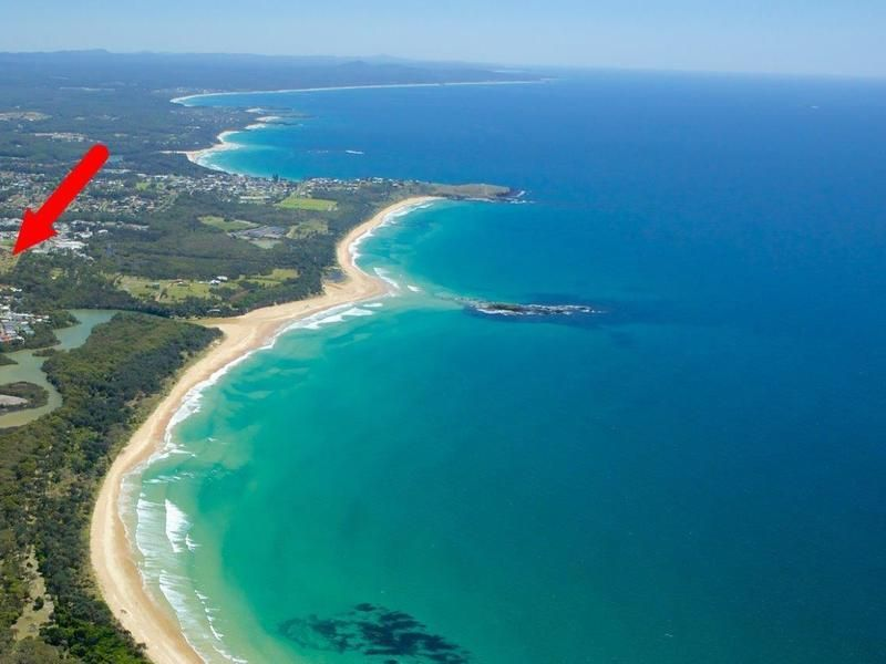 Lots 303-326 Woopi Beach Estate, Woolgoolga NSW 2456, Image 0