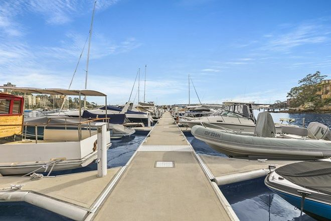 Picture of E17 Marina Berth, Double Bay Marina, 8 Castra Place, DOUBLE BAY NSW 2028