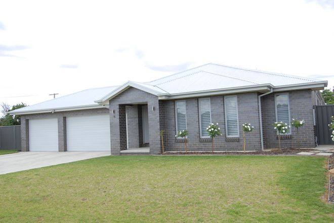 Picture of 1B Chamberlain Court, DENILIQUIN NSW 2710