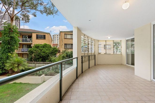 Picture of 10/16 Patrick Lane, TOOWONG QLD 4066