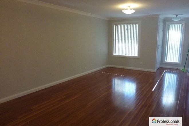 Picture of 3/56 Hobart Street, RIVERSTONE NSW 2765