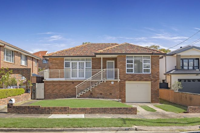 Picture of 5 Atkins Avenue, RUSSELL LEA NSW 2046