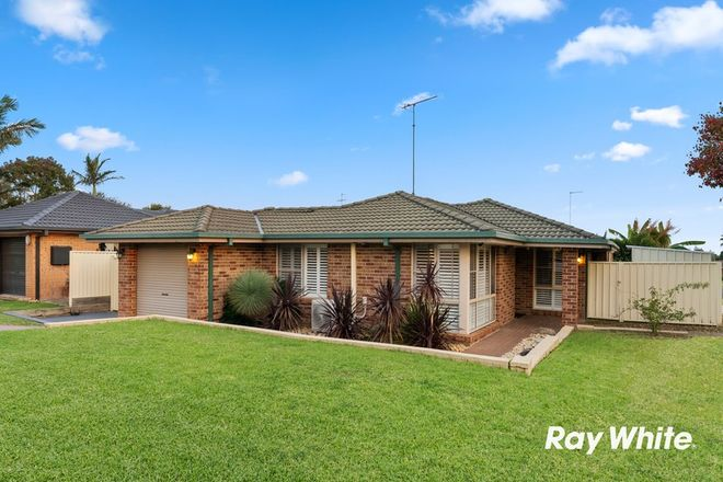 Picture of 22 Tonkin Crescent, SCHOFIELDS NSW 2762