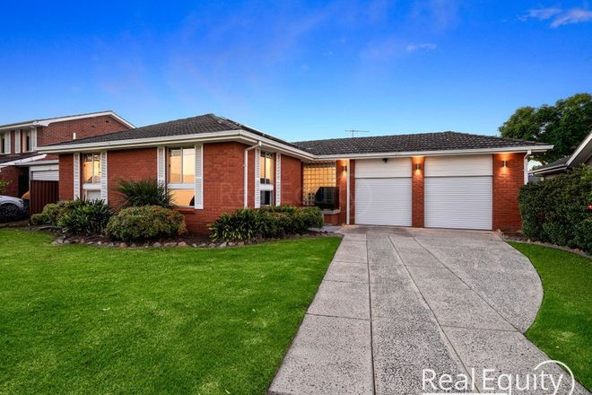 Picture of 14 Rugby Crescent, CHIPPING NORTON NSW 2170