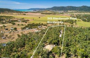 Picture of 345 Riordanvale  Road, Riordanvale QLD 4800