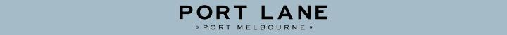 Branding for Port Lane