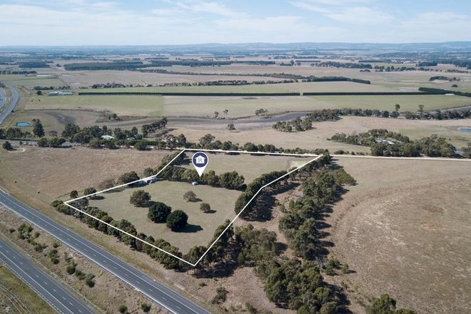 Picture of 40 Ayreys Reserve Road, WARNCOORT VIC 3243
