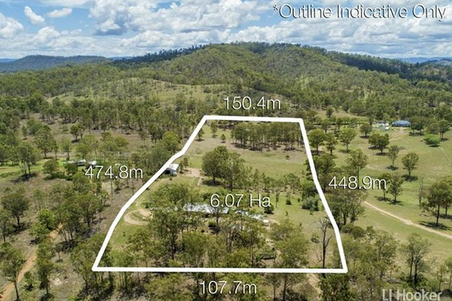 Picture of 672 Esk Crows Nest Road, BIARRA QLD 4313