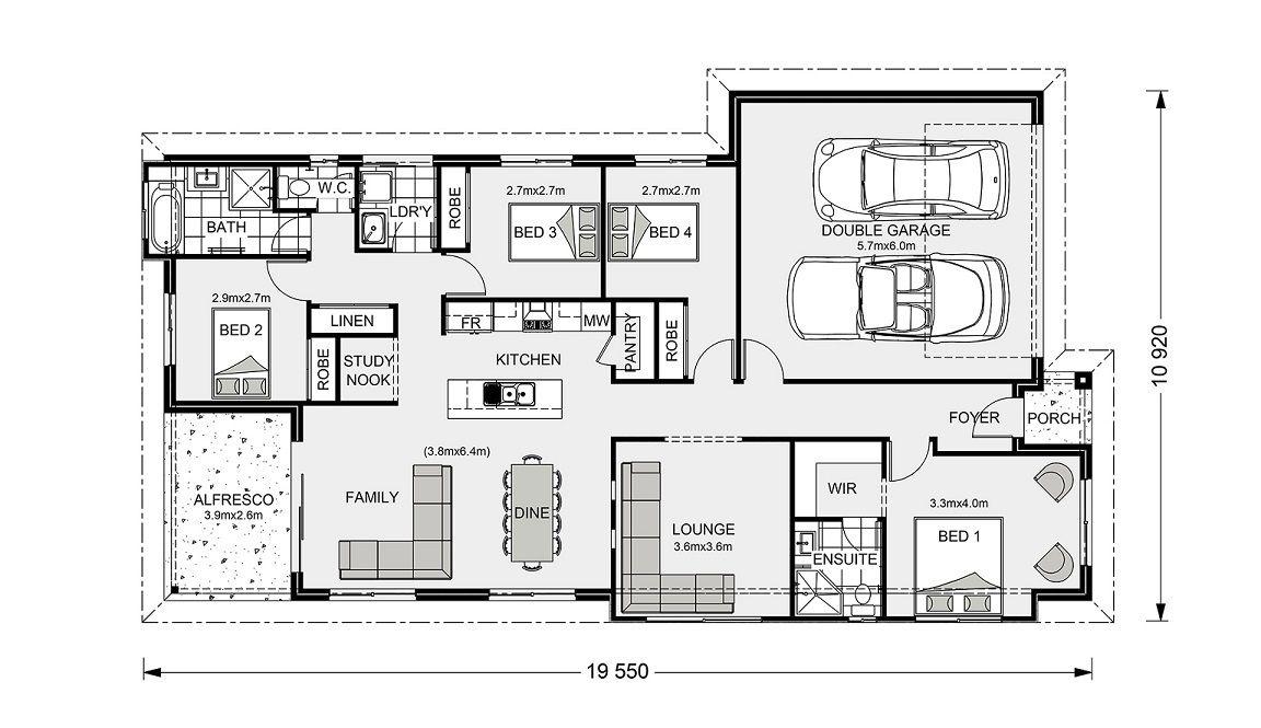 Lot 129 Gerrard Street, Horsham VIC 3400, Image 1