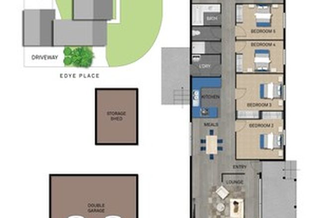 Picture of 2 Edye Place, MACGREGOR ACT 2615