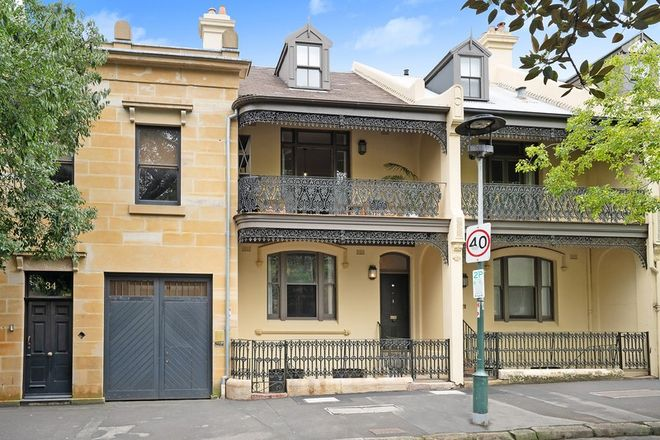 Picture of 36 Argyle Place, MILLERS POINT NSW 2000