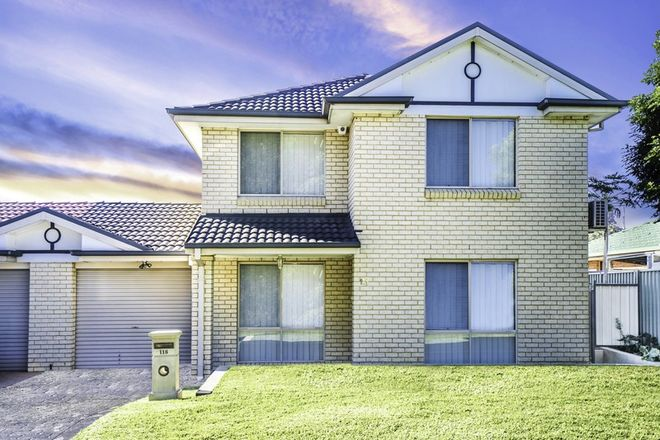 Picture of 118 Tamworth Crescent, HOXTON PARK NSW 2171