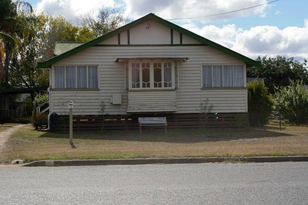 12 Cunningham Street, Monto QLD 4630, Image 1