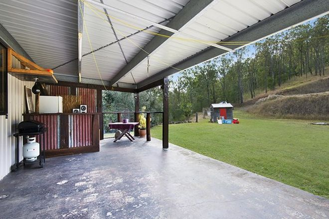 Picture of 1385 Laceys Creek Road, LACEYS CREEK QLD 4521