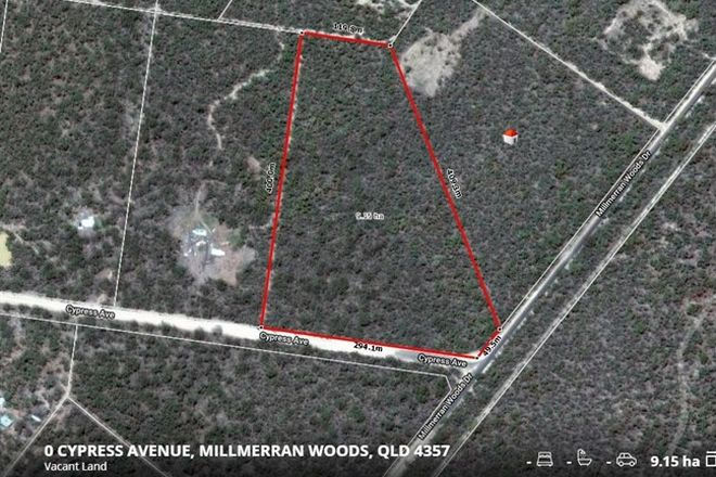 Picture of 34 Cypress Avenue, MILLMERRAN WOODS QLD 4357