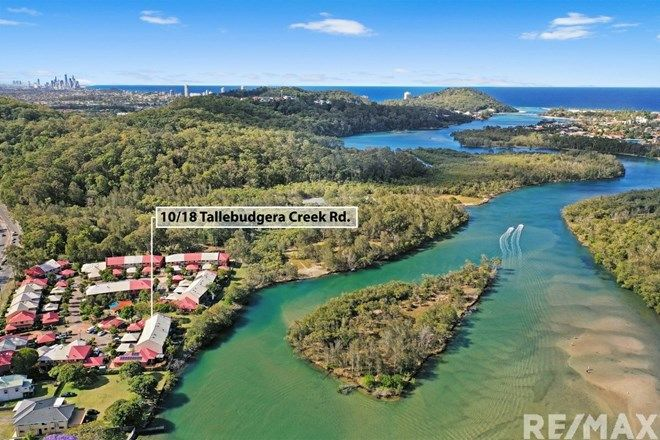 Picture of 10/18 Tallebudgera Creek Road, BURLEIGH HEADS QLD 4220