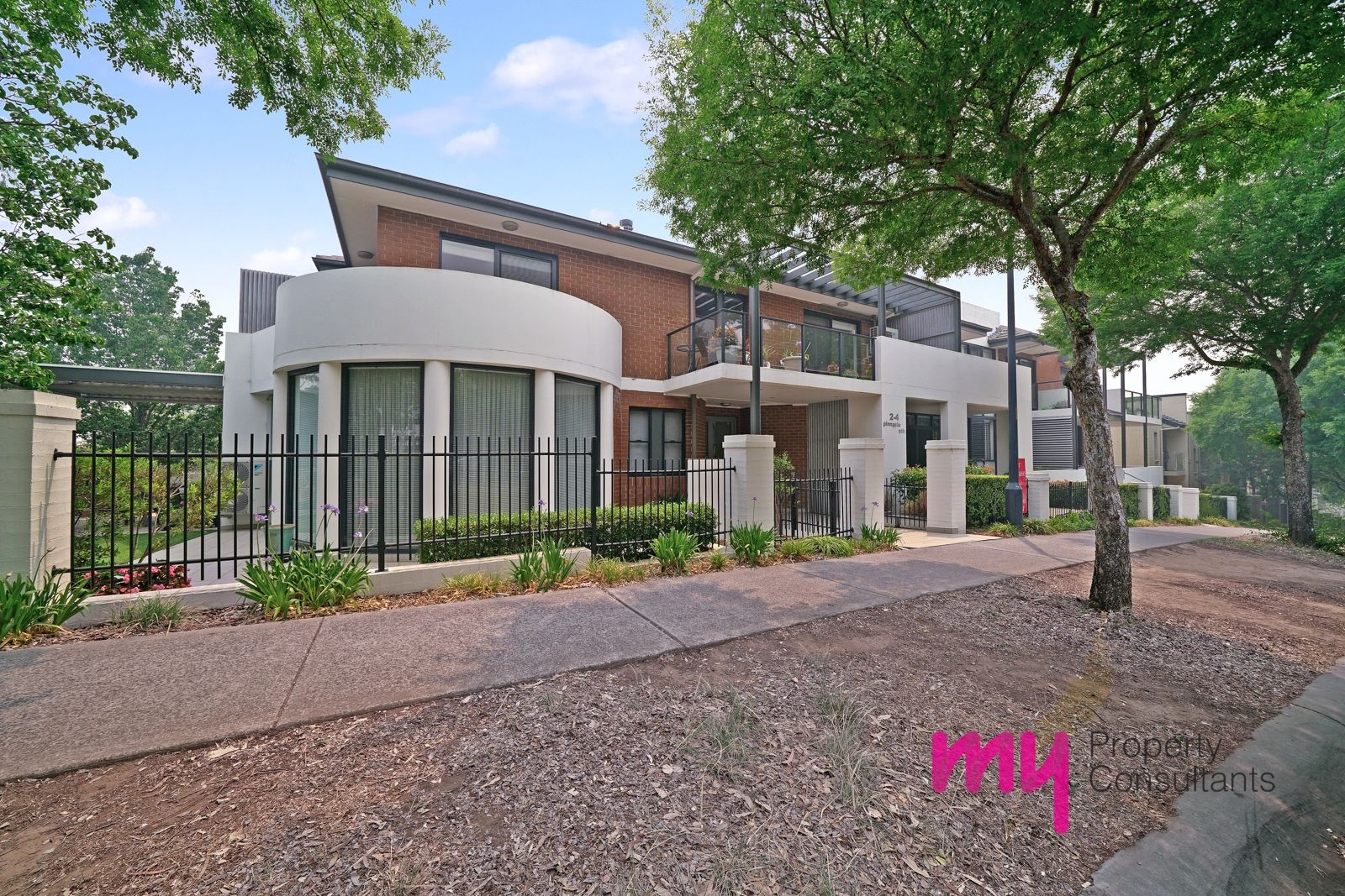 Unit 1.06/2-4 Parc Guell  Drive, Campbelltown NSW 2560, Image 0