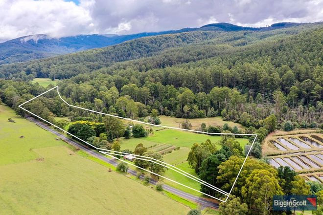 Picture of 65 Mt Baw Baw Tourist Road, PIEDMONT VIC 3833