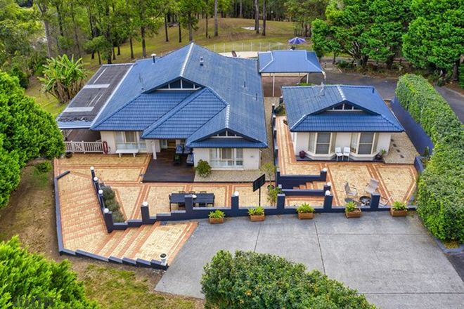 Picture of 102 Crest Hill Drive, WONGAWALLAN QLD 4210